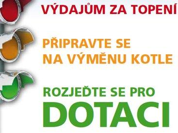 Společný program na podporu výměny kotlů